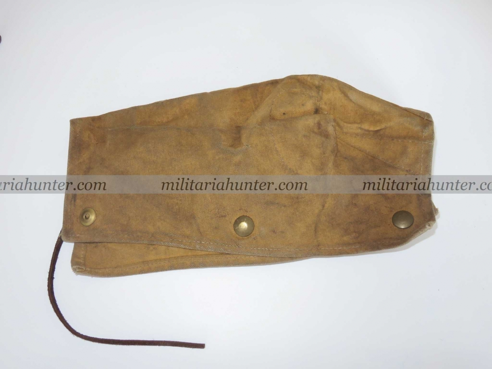 militaria : ww2 Canadian Lee Enfield Action Cover