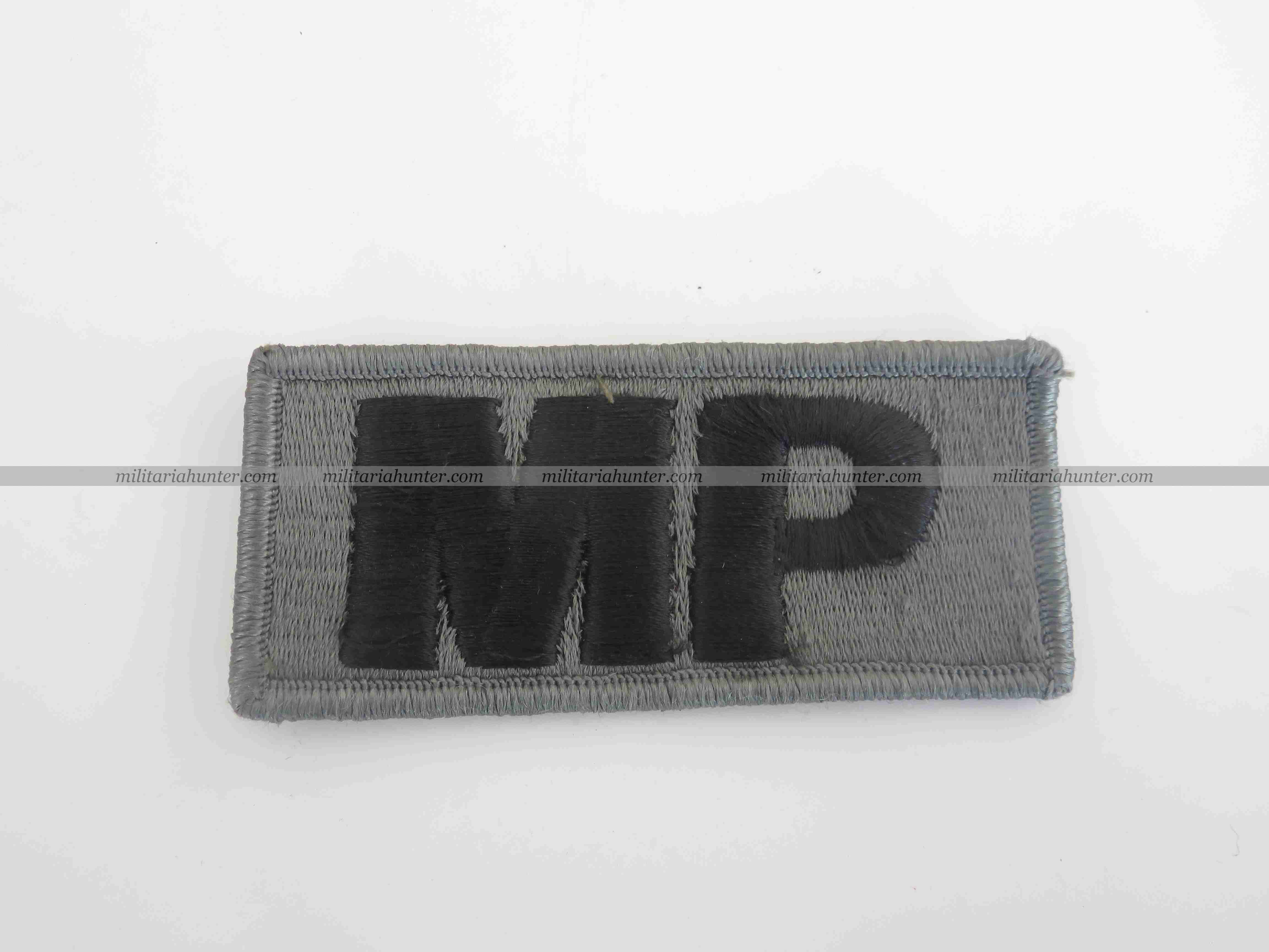militaria : Modern USA Military Police ACU Patch