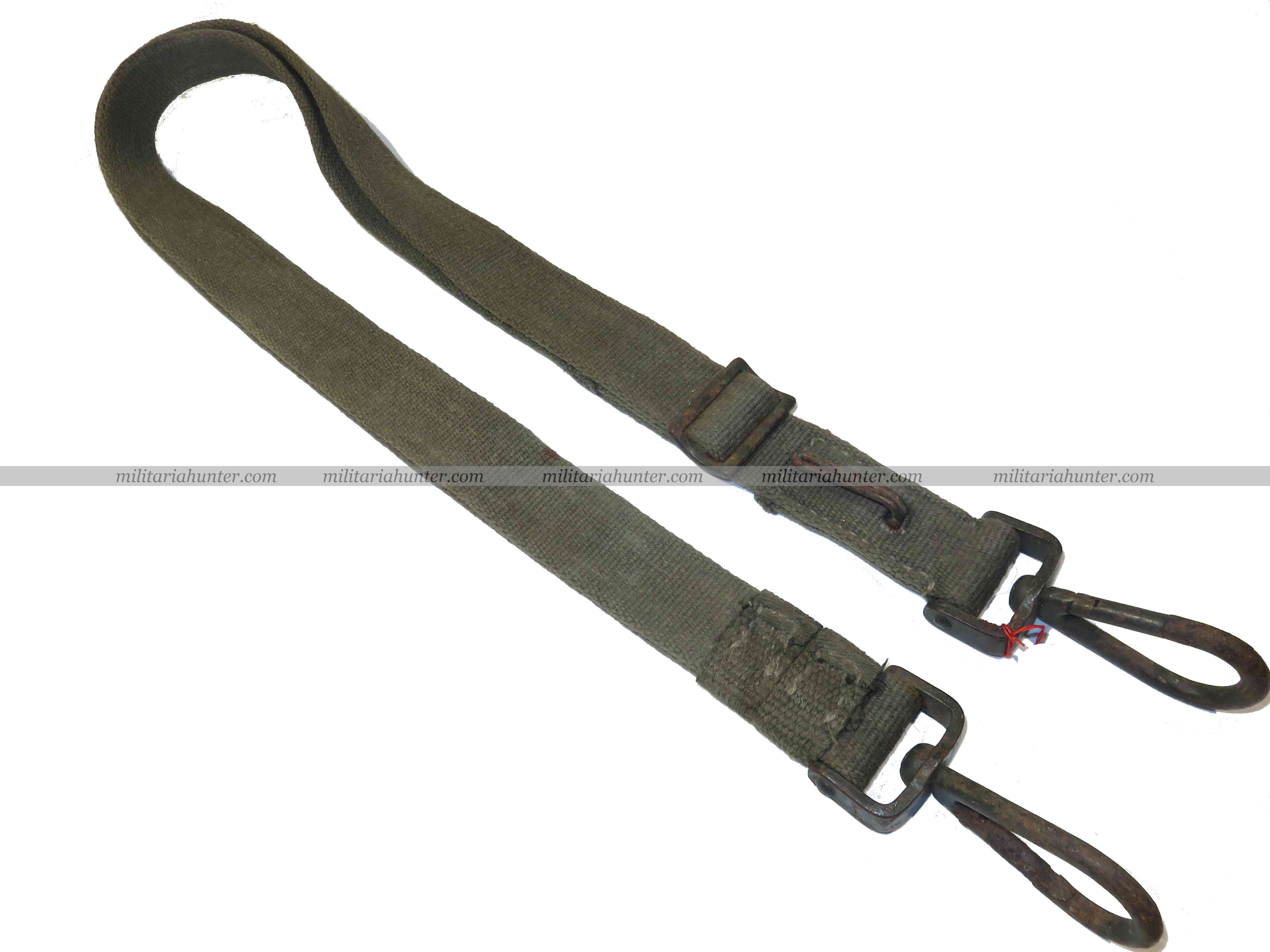 militaria : ww2 german ammo box carrying strap