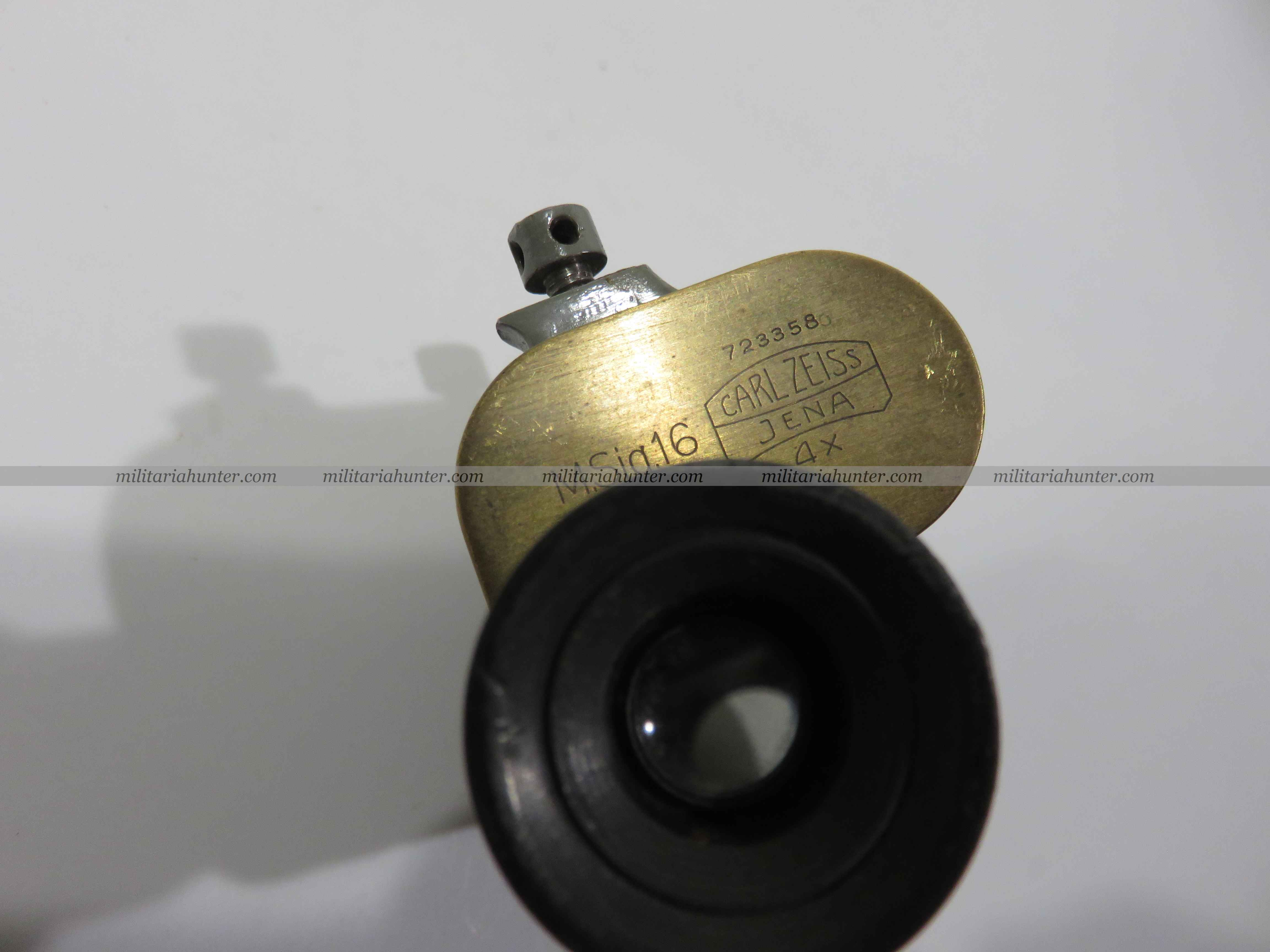 militaria : ww1 monoculaire pour M Blink 16 - scope for projector